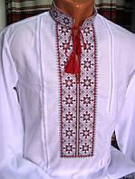 Чоловіча вишиванка (модель 17)