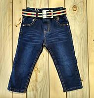 Зимние джинсы на теплой подкладке на мальчика Турция  98 см, 104 см, 110 см, 116 см, 122 см, 128 см