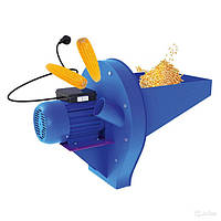 Зернодробилка ДТЗ КР-05, 500кг/час, зерно + початки кукурузы