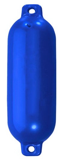 Кранец для швартовки гладкий 10x30, голубой Канада