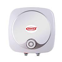 Водонагреватель ( Бойлер ) электрический Novatec Compact Over 10 над мойкой