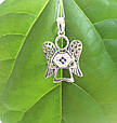 Серебряная подвеска Ангел, фото 2