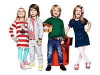Виды детской одежды