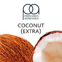 Ароматизатор TPA Coconut extra 5 ml (двойной кокос)