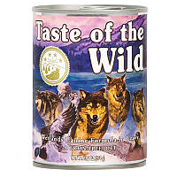 Taste of the Wild - Wetlands Canine 374g