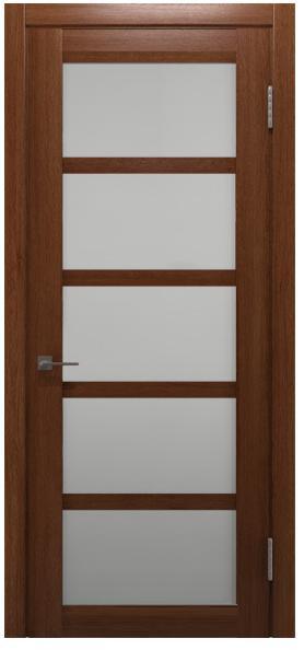 Двери Дукат Status Doors Темный орех