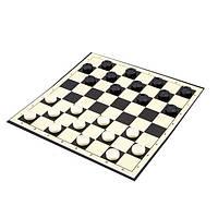 Набор шашек с игральной доской размер: 27 x 27 см