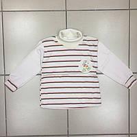 Детский Гольф (начёс) для мальчиков оптом р.2-3-4