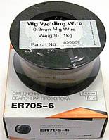 Сварочная проволока Gradient ER70S-6, 0,8мм, 1кг