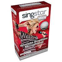 Микрофоны беспроводные (Ps2-Ps3),Wireless Singstar Microphones Mics (Ps2-Ps3), фото 1