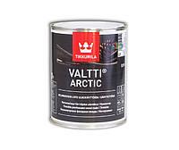 """Лазурь-лак """"перламутр"""" TIKKURILA VALTTI ARKTIK для древесины, 0,9л"""