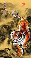 Набор алмазной мозаики Тигр