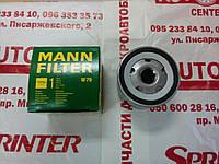 Фильтр масляный Trafic/Vivaro 1.9DCI 01- 65mm (высокий) пр-во MANN-FILTER W 79