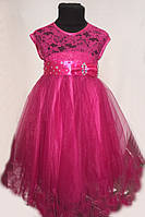 Нарядное платье для девочки 2360