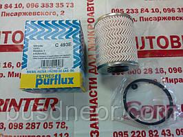 Фильтр топливный Opel Vivaro 1.9DCI пр-во PURFLUX C493E