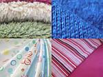 Виды тканей для детской одежды