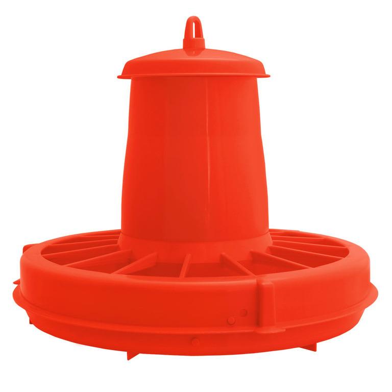 Кормушка для птицы подвесная . Обьем 5 литров .