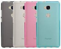 Силиконовый чехол для Huawei Honor 7