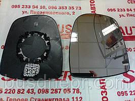 Вставка зеркала левого с подогревом Trafik/Vivaro пр-во TEMPEST 038 0430 433