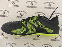 Кроссовки для футзала  Adidas X 15.3 IN S42054, фото 1