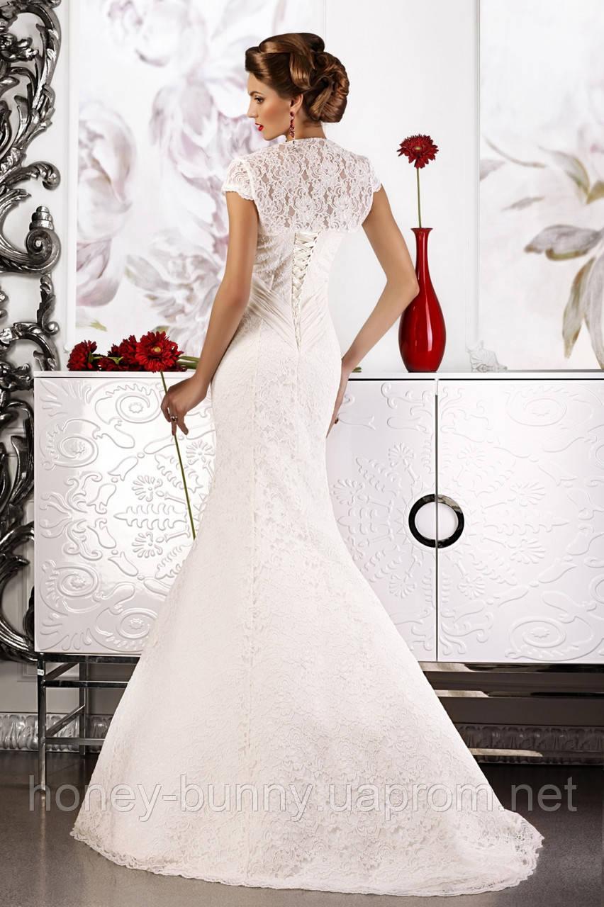 Кружево гипюр для свадебного платья