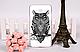 Чехол накладка силиконовая для Samsung Galaxy J710 с картинкой Силуэт девушки, фото 6