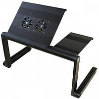 Столик для ноутбука Gigatron Black