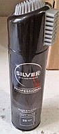 Спрей краска восстановитель для нубука и замши Silver Professional 250 ml.