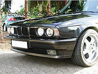 Реснички на фары BMW 5 E34 с вырезами
