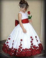 Платье  - Трояна