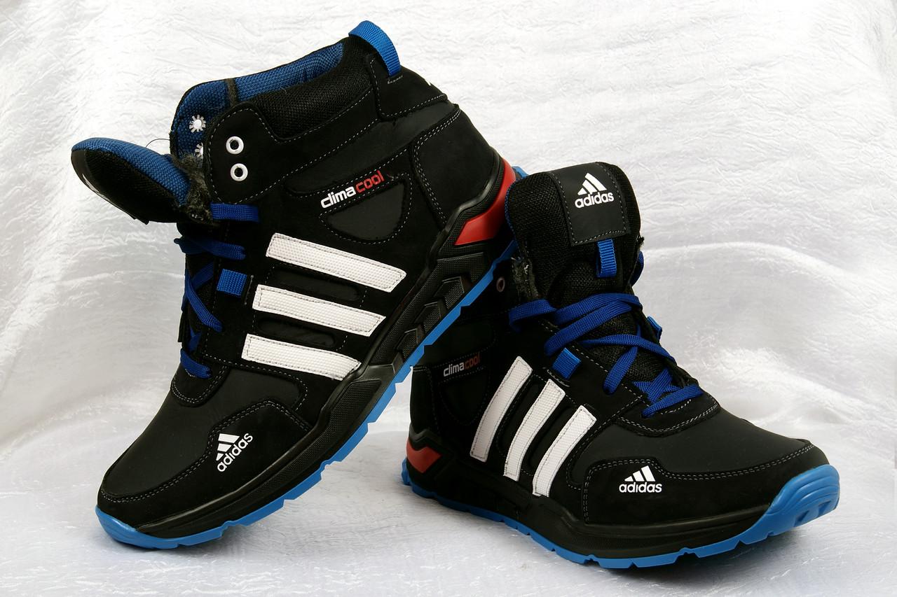 826e1b72 Мужские зимние кроссовки Adidas кожаные, цена 980 грн., купить в ...