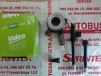 Выжимной подшипник Рено Трафик/Опель Виваро 2 болта с трубками пр-во Valeo, Франция VAL810067