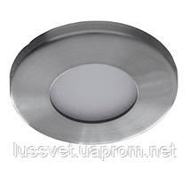 Светильник точечный герметичный Kanlux Marin CT-S80-SN сатиновый никель IP54