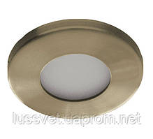 Светильник точечный герметичный Kanlux Marin CT-S80-АВ патинированная латунь