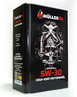 Масло моторное  MULLER Oil 5w30 4л