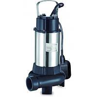 Насос канализационный (фекальный) Aquatica 773331 1,1кВт Hmax 10м Qmax 270л\мин с ножом