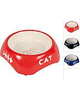 TRIXIE Керамическая миска для кошек, 200 мл.