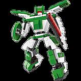 """Конструктор SLUBAN """"Космічна серія. Робот"""", 110 деталей, фото 2"""