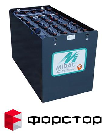 Тяговые аккумуляторы Midac