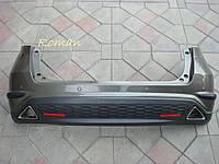 Бампер задний Хонда Сивик хетчбек 06-10г.в Civic 5D