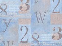 Обои дуплекс  B66,4 Цифры 6512-03