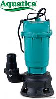 Насос канализационный (фекальный) Aquatica 773414 1,5кВт Hmax 23м Qmax 375 л/мин