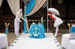 Артисты на свадьбе