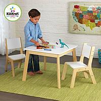 Детский стол со стульями KidKraft 27025