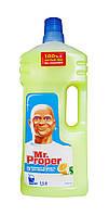Моющая жидкость для полов и стен Mr. Proper Лимон - 1,5 л.