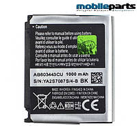 АКБ батарея АА PREMIUM SAMSUNG S5230 STAR / AB603443CU 1000mAh