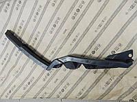 Кронштейн левый переднего бампера оригинал,SKODA Octavia A5 04-10-
