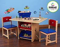 Детский стол со стульями KidKraft 26912
