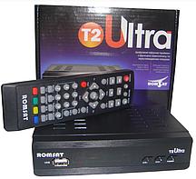 Ресивер DVB-T2 Romsat T2 Ultra