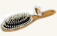 Расческа деревянная для волос